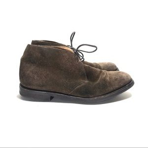 Church's brown suede chukka boots size 11